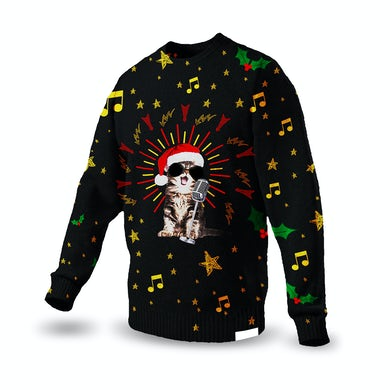 Rob Halford - Celestial Knitted Christmas Sweater