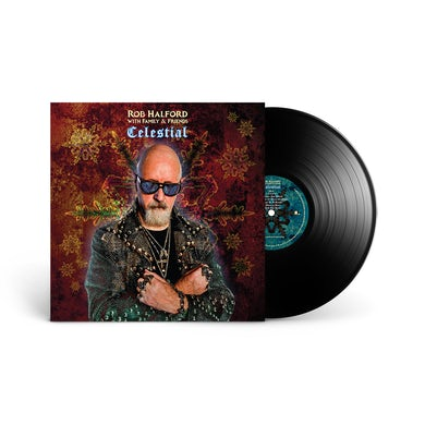 Celestial LP (Vinyl)