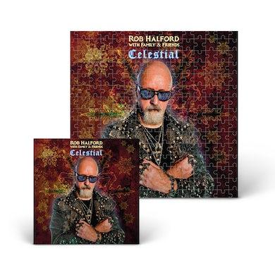 Rob Halford Celestial 500pc Puzzle + Digital Download