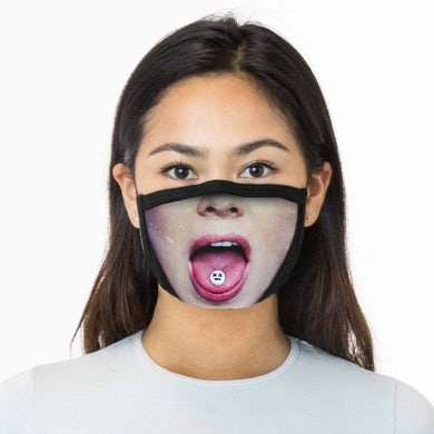 Evanescence The Bitter Truth Face Mask