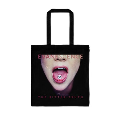 Evanescence The Bitter Truth Tote Bag