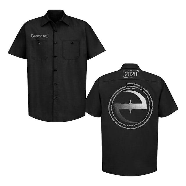 Evanescence Crew Relief Work Shirt