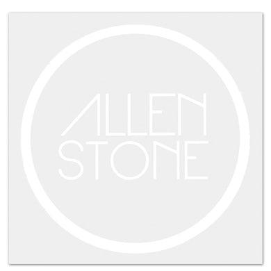 Allen Stone - Sticker (Clear)