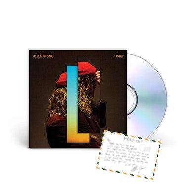 Allen Stone APART CD