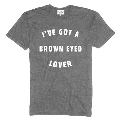 Allen Stone I've Got a Brown Eyed Lover T-shirt - Mens
