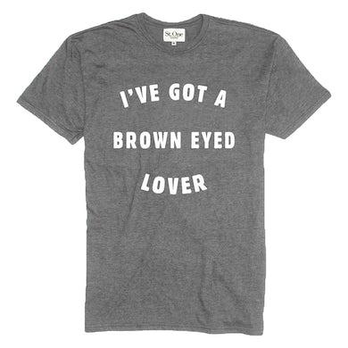 Allen Stone I've Got a Brown Eyed Lover T-shirt - Womens