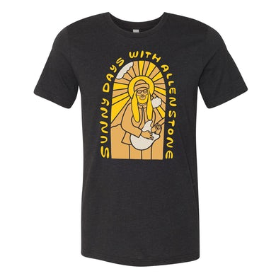 Allen Stone Sunny Days T-shirt (Black)