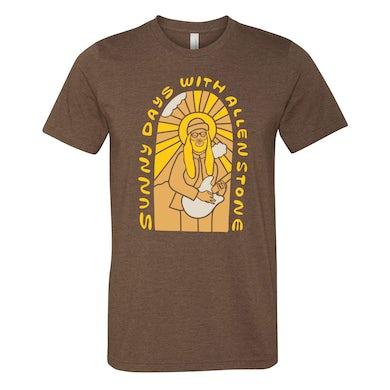 Allen Stone Sunny Days T-shirt (Brown)