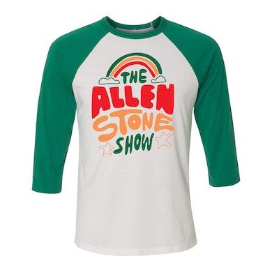 Allen Stone Show Raglan