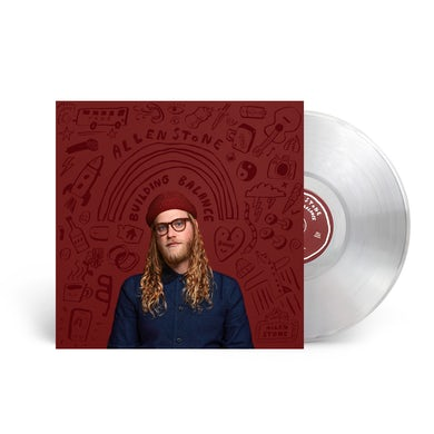 Allen Stone - Signed Building Balance LP (Vinyl)