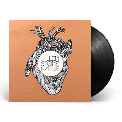 Allen Stone - Radius (Deluxe Edition)  Vinyl