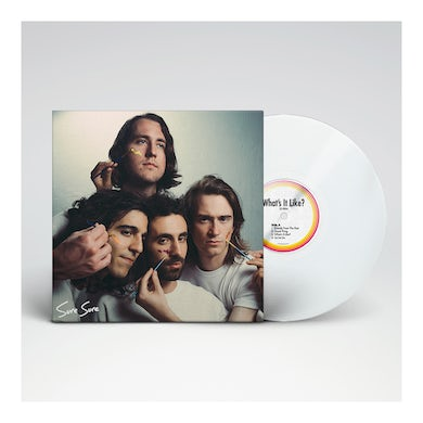 Sure Sure What's It Like? Limited Edition Vinyl