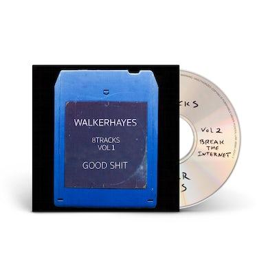 Walker Hayes 8-Track Vol. 1 & 2