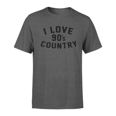 Walker Hayes 90's Country T-shirt – Heather Grey