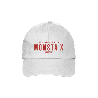 MONSTA X  All About Luv Hat