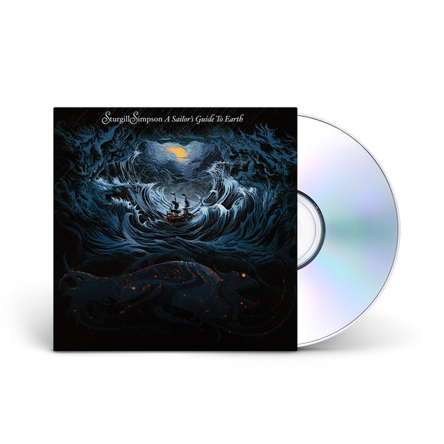 Sturgill Simpson Sailor's Guide to Earth CD