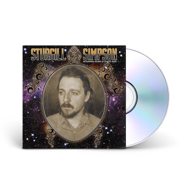 Sturgill Simpson Metamodern Sounds in Country Music CD