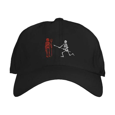 Sturgill Simpson Skeleton Dad Hat