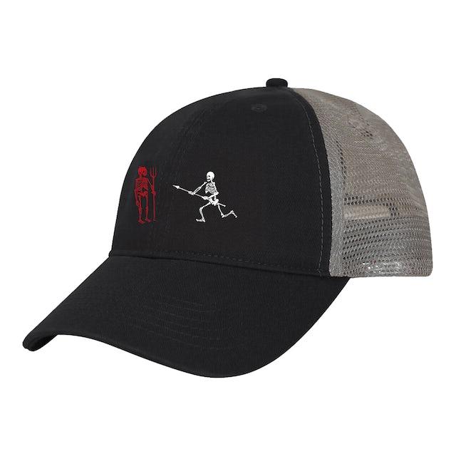 Sturgill Simpson Skeleton Trucker Hat