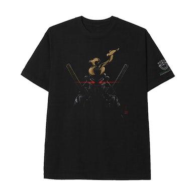 Sturgill Simpson Samurai Charity T-shirt