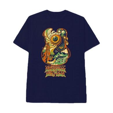 Sturgill Simpson Asteroid Guitar Dateback T-shirt