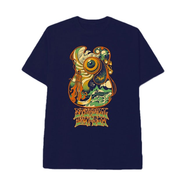 Sturgill Simpson Asteroid Guitar Dateback T-shirt
