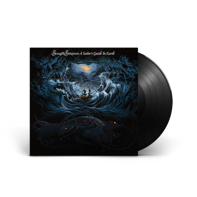 Sturgill Simpson Sailor's Guide to Earth Vinyl