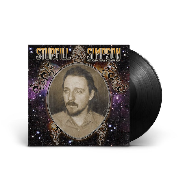 Sturgill Simpson Metamodern Sounds in Country Music Vinyl