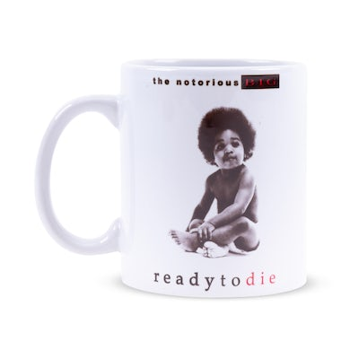 The Notorious B.I.G. Ready to Die Mug