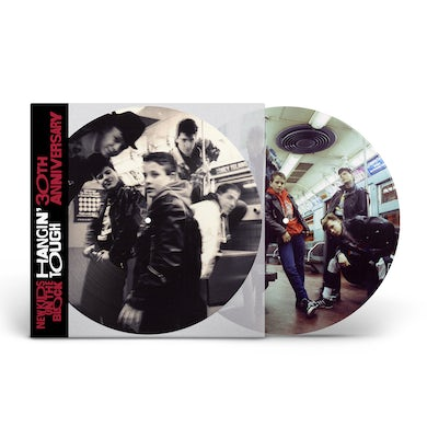 New Kids On The Block Hangin' Tough 30th Anniversary Picture Disc Vinyl LP