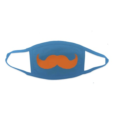 Goose Mustache Face Mask