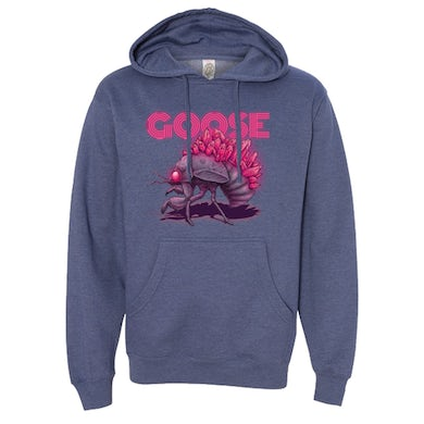 Goose Insect Pull-over Hoodie