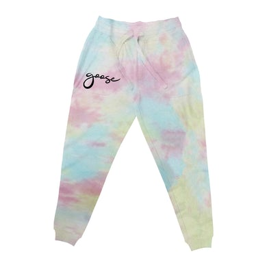 Goose Tye Dye Sweat Pants