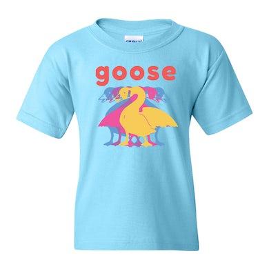 Goose Kids 5 Logo Shirts