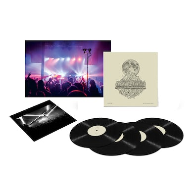 Goose Alive and Well 4-LP (Deluxe Package) (Vinyl)