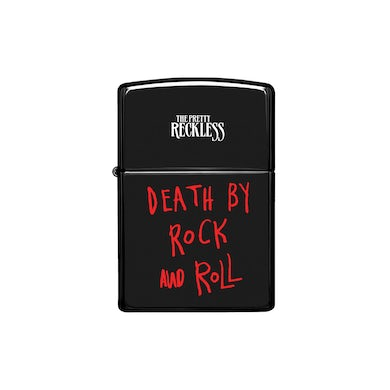 The Pretty Reckless Death by Rock and Roll Wind-Proof Lighter