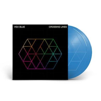 Phish Vida Blue 'Crossing Lines' 2-LP Blue Vinyl