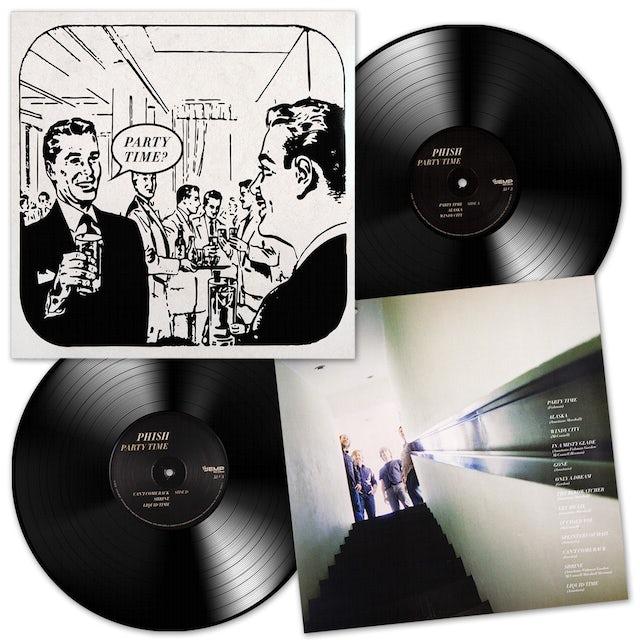 Phish Party Time Vinyl