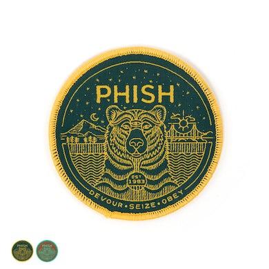 Phish Bear Coast Patch