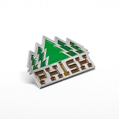 Phish Timber Enamel Pin