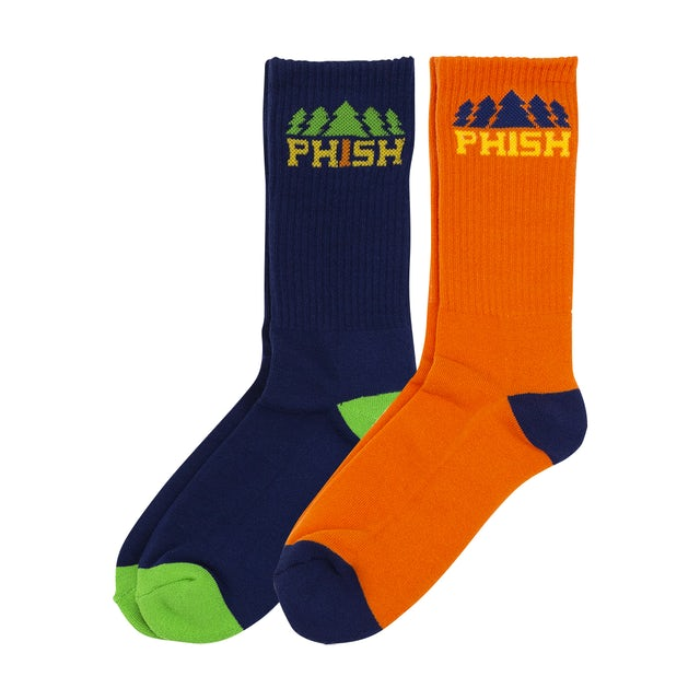 Phish Timber Socks