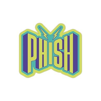 Phish Wattage Fridge Magnet
