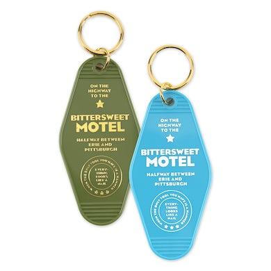 Phish Bittersweet Motel Room Keychain