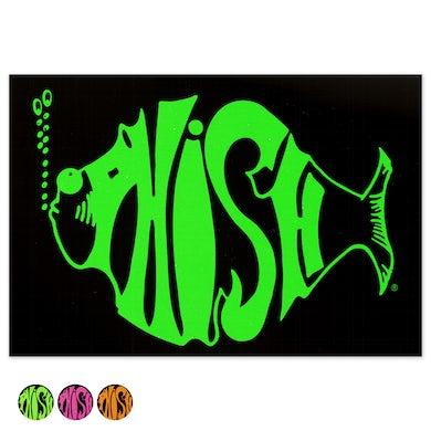 Phish Classic Logo Sticker