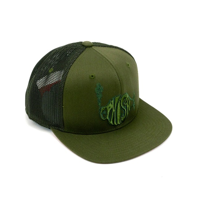 Phish Rutherford Hat