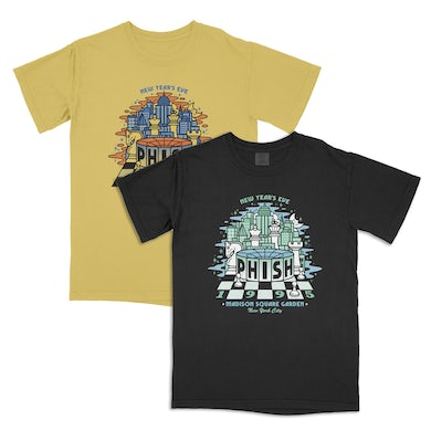Checkmate New Year's 1995 Tee Pre-Order