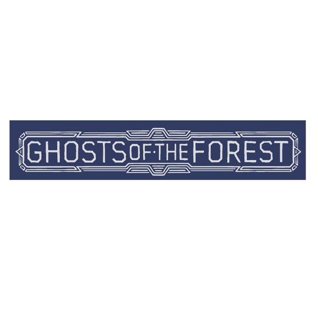 Trey Anastasio Ghosts of the Forest 1x5 Sticker