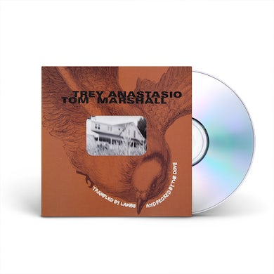Trey Anastasio - Trampled by Lambs & Pecked by the Dove CD