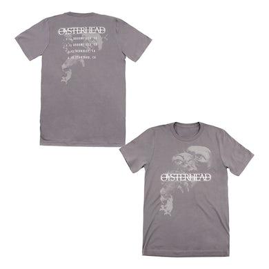 Trey Anastasio Oysterhead Sea Life X-Ray Tour T-shirt
