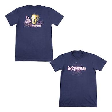 Trey Anastasio Oysterhead John C. Lilly Tour T-shirt